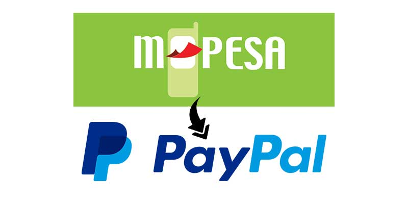 How to send money from Mpesa to PayPal | Mojapedia
